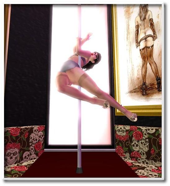 Vintage Dancer 5