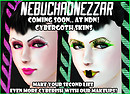 COMING SOON: NDN Cybergoth Makeup Skins!