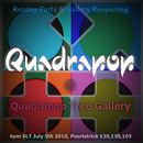 qpoplogo gallery opening