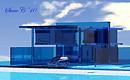 Glass Beach House....