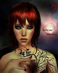 ..Leave Me Bleeding...