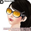 Glasses No.52