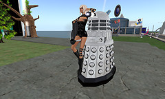 The Dalek and The Elf