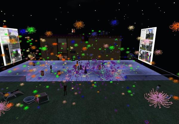fireworks!! - Spiral Theas