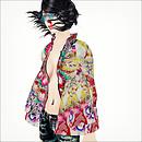][AV][jacket kimono pink