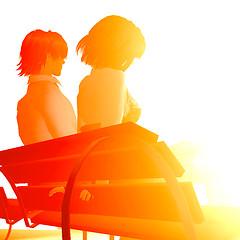 sannomiya bench