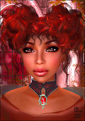 Secret Ansome -Lady of Red Palace-
