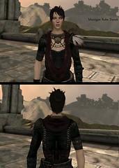 Morrigan's robe dragon age