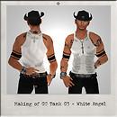 Making of GC Tank G3 - White Angel