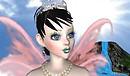 The fairy's eyes