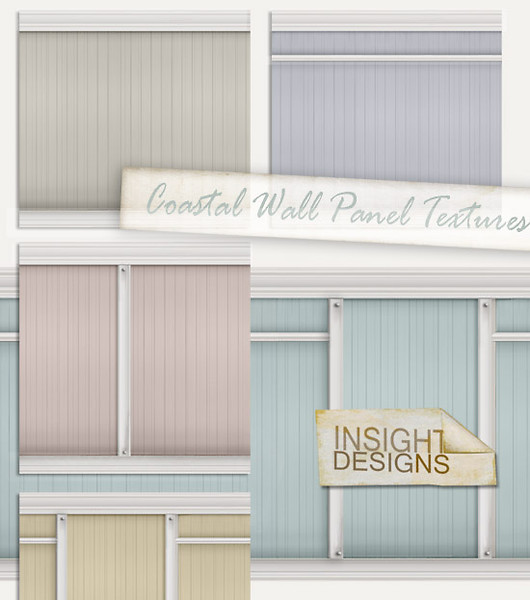 coastal wall panel textures by insight designs