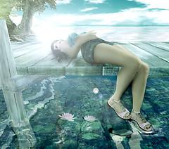 Nardcotix Vixie Sandals Store Poster