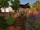 Serenity falls Little cottage perennial gardens