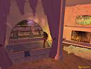 Serenity falls purple candlelight bath 3