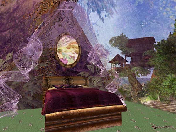 Serenity falls Victorian dream