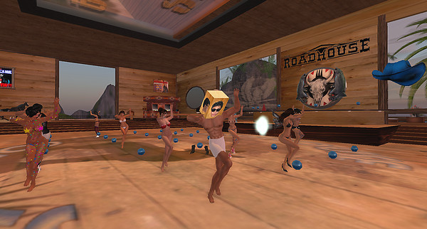 Roadhouse Club Party 001