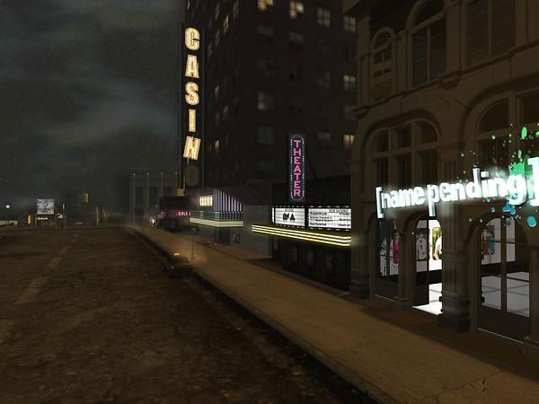 Cool street scene - Ravenelle Zugzwang
