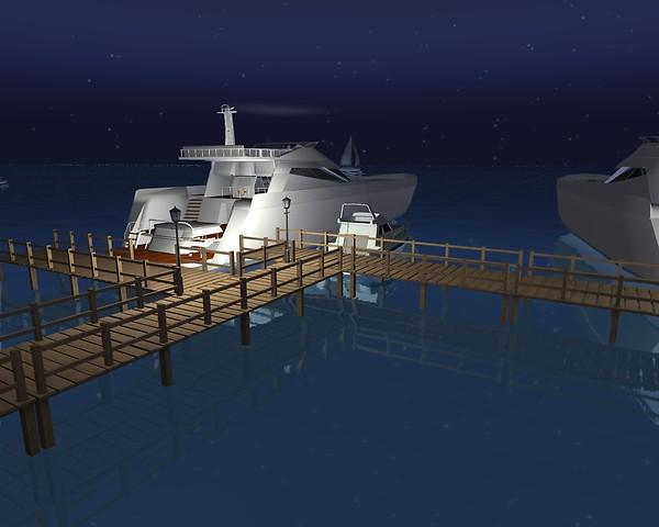 Yachts at Virtual Miami