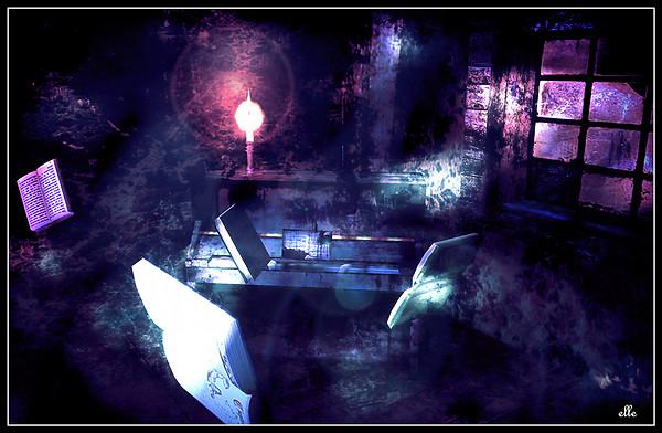 Haunted Piano Room