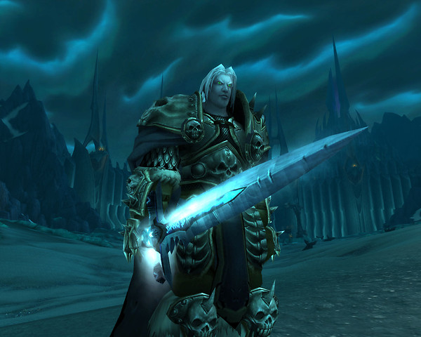 Arthas &lt;3 my hero