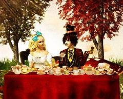 Tea Party with The Mad Hatter