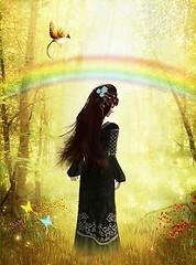 Path of the rainbow