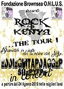 ROCK 4 KENYA TOUR