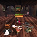 chillaxin in this skybox - Torley Linden