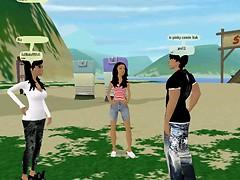 There-Jenny, Nisha, Jaime