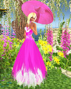 pinkparasol