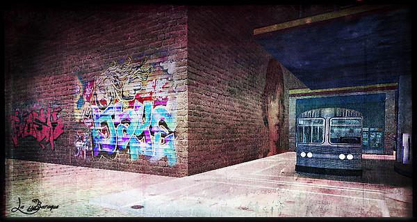 I muri raccontano - SubLupina