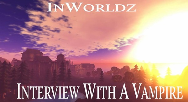 InWorldz Interview with a Vampire 1