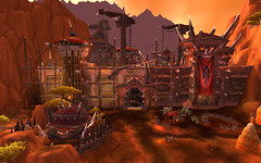 Cataclysm Beta - Orgrimmar