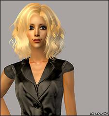Issy as a model..