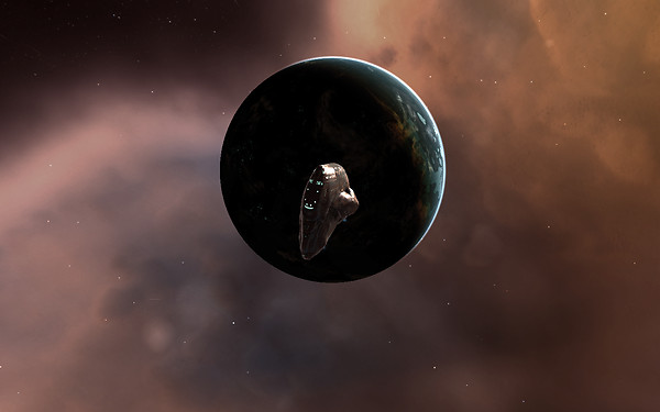 Eve Online: earth?