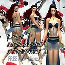 lola BURLESQUE_style set