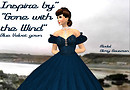 gone w the wind bluevelvet gown_014