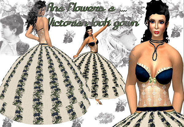 Ana flower a victorian look gown_009