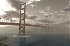 Golden Gate Bridge - Raul Crimson