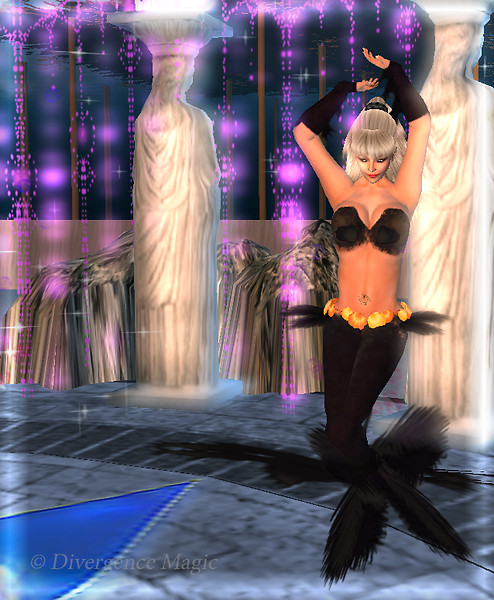 Terry Dancing @ MerStar Ballroom, Mermaids of the Mist