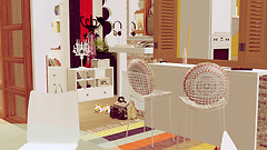 Victoire's apartment