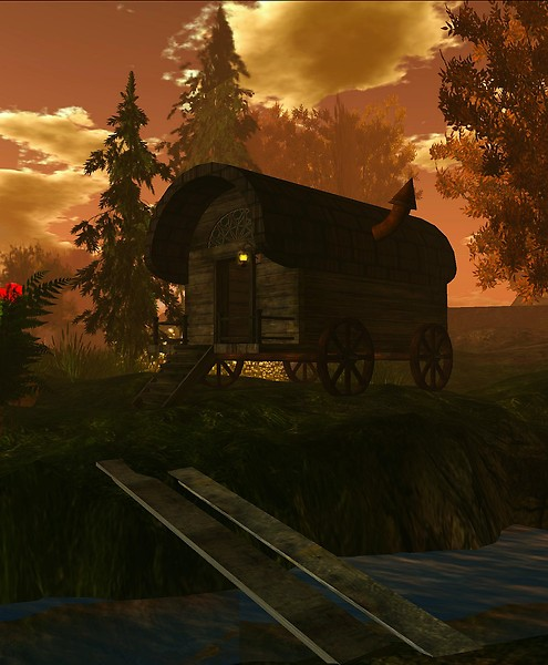 Claddagh Wagon