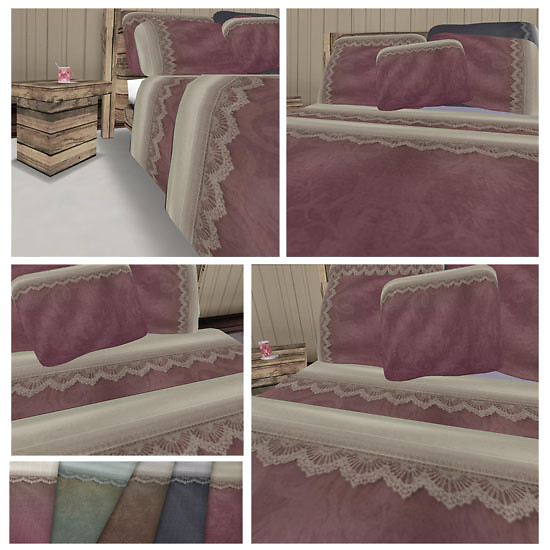 Antique Bed Linen by insight designs