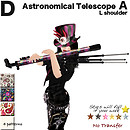 Astronomical Telescope A for DUnltd.19