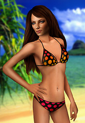 Valeria for Nuestra Belleza Latina