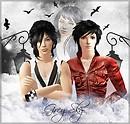 Presentation of my story Grey Sky : Vayne, Shayne & Megane