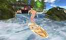 Naked Surfing