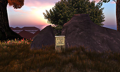 Adric Antfarm Memorial in Voidicus