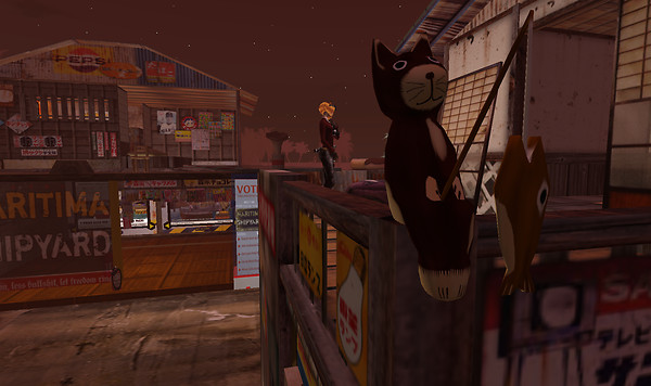Kittycat Osterham @ Maritima Shipyard (5)
