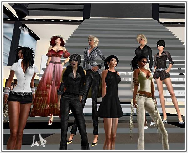 Le donne lo sanno (i.e. me and my best SL friends)